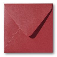 Metallic-rosso-16x16cm